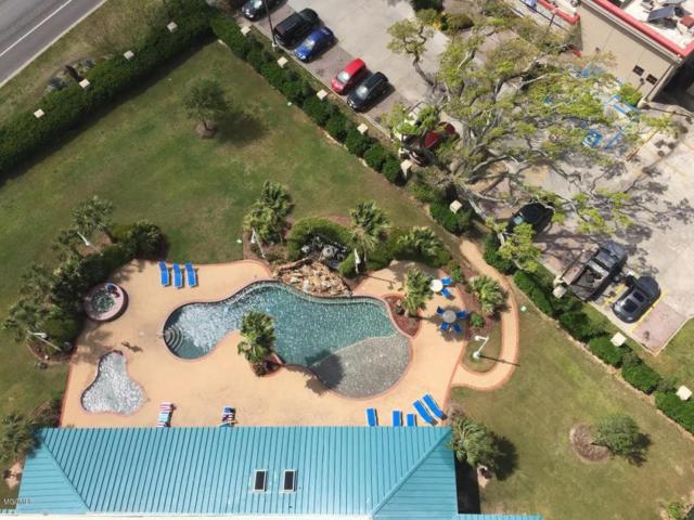 2668 Beach Blvd #705, Biloxi, MS 39531 (MLS #332431) :: Amanda & Associates at Coastal Realty Group