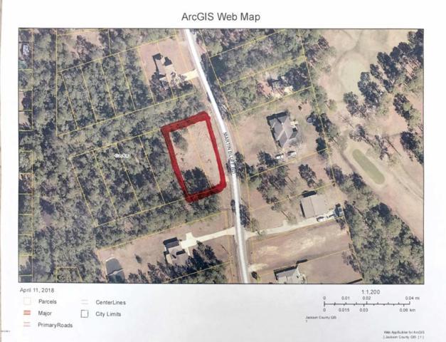 0 Martin Bluff Rd, Gautier, MS 39553 (MLS #332475) :: Amanda & Associates at Coastal Realty Group
