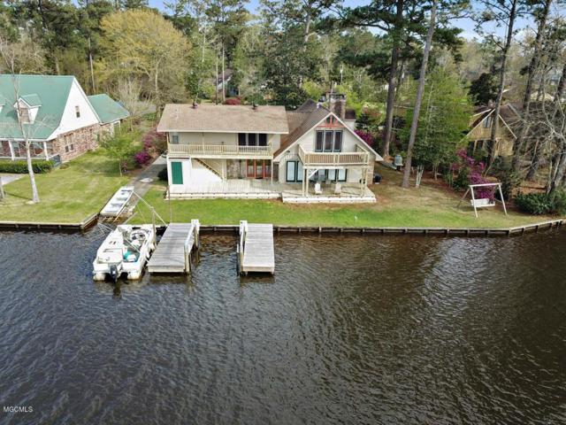 122 Peninsula Dr, Carriere, MS 39426 (MLS #332549) :: Amanda & Associates at Coastal Realty Group