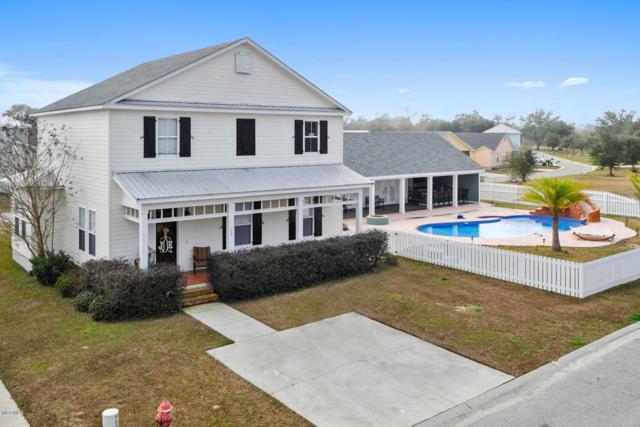 340 St Charles St, Bay St. Louis, MS 39520 (MLS #332888) :: Amanda & Associates at Coastal Realty Group