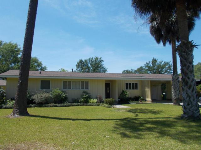 27 Poplar Cir, Gulfport, MS 39507 (MLS #333503) :: Amanda & Associates at Coastal Realty Group