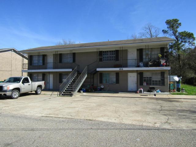 104 Park Row Ave, Long Beach, MS 39560 (MLS #333844) :: Ashley Endris, Rockin the MS Gulf Coast