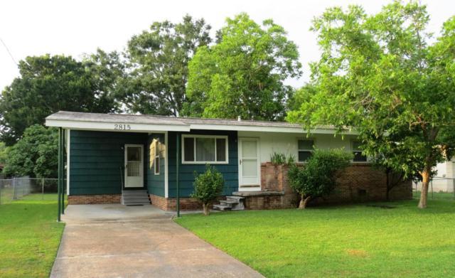 2815 Criswell Ave, Pascagoula, MS 39567 (MLS #334113) :: Amanda & Associates at Coastal Realty Group
