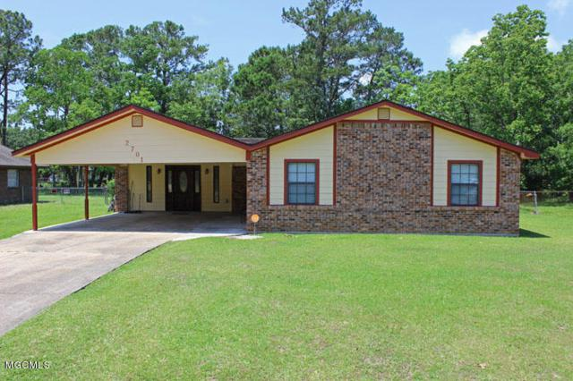 2701 Auburn Dr, Gautier, MS 39553 (MLS #334196) :: Amanda & Associates at Coastal Realty Group