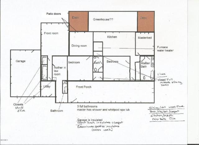 12601 Deerwood Dr, Vancleave, MS 39565 (MLS #334821) :: Amanda & Associates at Coastal Realty Group