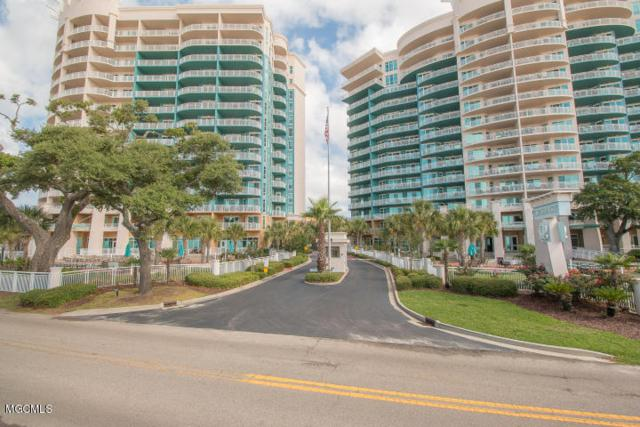 2228 Beach Dr. #108, Gulfport, MS 39507 (MLS #334852) :: Amanda & Associates at Coastal Realty Group