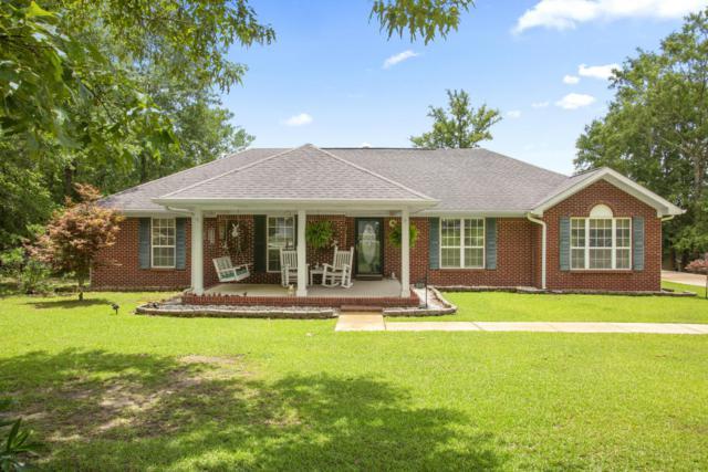 13208 Little Bluff Dr, Vancleave, MS 39565 (MLS #335230) :: Amanda & Associates at Coastal Realty Group