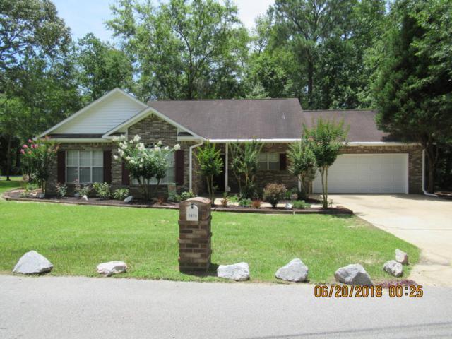 3415 Bayou Cv, Gautier, MS 39553 (MLS #335447) :: Amanda & Associates at Coastal Realty Group