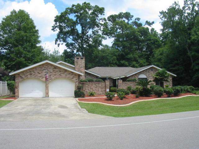 74610 Diamondhead Dr North, Diamondhead, MS 39525 (MLS #335557) :: Amanda & Associates at Coastal Realty Group