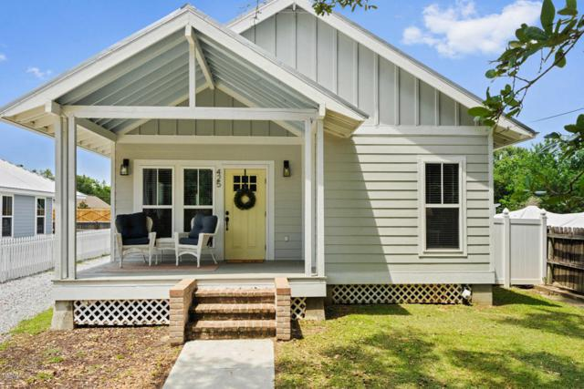 425 St George St, Bay St. Louis, MS 39520 (MLS #335558) :: Amanda & Associates at Coastal Realty Group