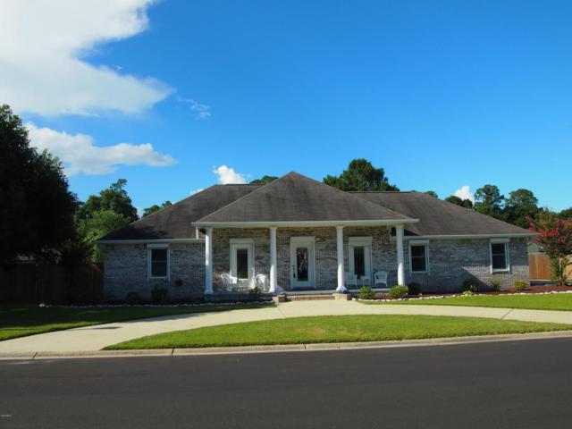2593 Audubon Pl, Biloxi, MS 39531 (MLS #335732) :: Amanda & Associates at Coastal Realty Group