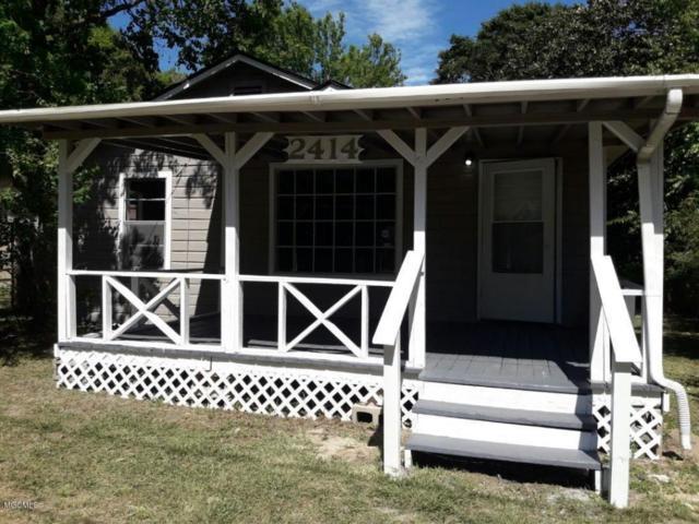 2414 15th Ave, Gulfport, MS 39501 (MLS #336132) :: Amanda & Associates at Coastal Realty Group