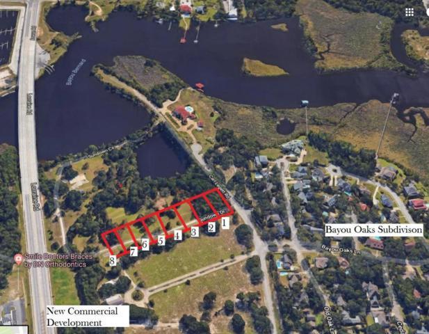 Lot 3 Bridgewater Bay S/D, Gulfport, MS 39503 (MLS #336313) :: Amanda & Associates at Coastal Realty Group