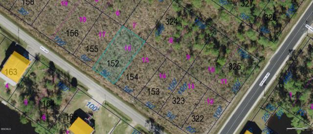 Lot 16 1st Ave, Bay St. Louis, MS 39520 (MLS #336451) :: Amanda & Associates at Coastal Realty Group