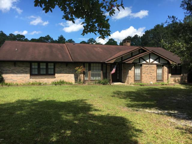 11709 Forest Crest Ln, Vancleave, MS 39565 (MLS #337264) :: Amanda & Associates at Coastal Realty Group