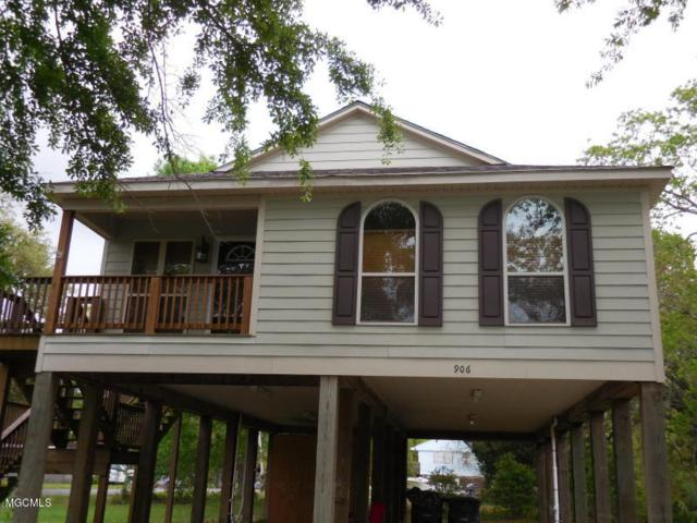 906 13th St, Pascagoula, MS 39567 (MLS #337719) :: Amanda & Associates at Coastal Realty Group