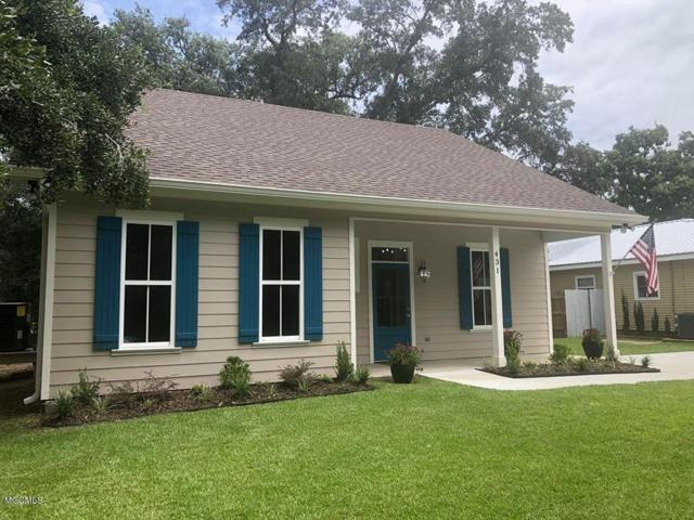 431 Demontluzin Ave, Bay St. Louis, MS 39520 (MLS #337733) :: Amanda & Associates at Coastal Realty Group