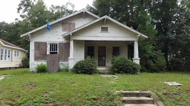 1609 Fern Ave, Gulfport, MS 39501 (MLS #337801) :: Amanda & Associates at Coastal Realty Group
