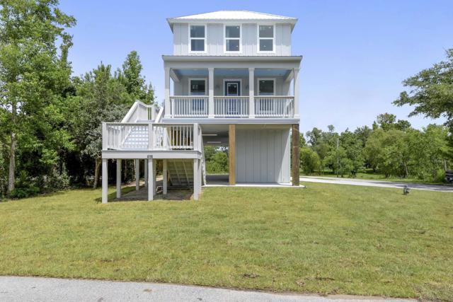 416 Sears Ave, Waveland, MS 39576 (MLS #338206) :: Amanda & Associates at Coastal Realty Group