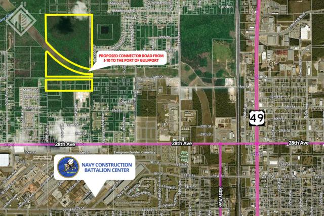 0 34th St, Gulfport, MS 39501 (MLS #338693) :: Coastal Realty Group