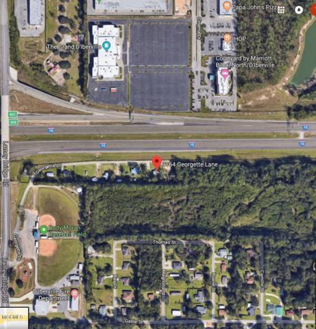 3164 Georgette Ln, D'iberville, MS 39540 (MLS #338986) :: Amanda & Associates at Coastal Realty Group