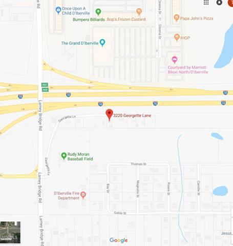3220 Georgette Ln, D'iberville, MS 39540 (MLS #338990) :: Amanda & Associates at Coastal Realty Group