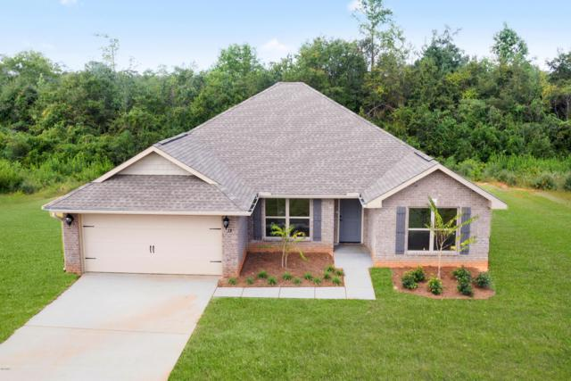 58 Summit View Dr, Mchenry, MS 39561 (MLS #339160) :: Amanda & Associates at Coastal Realty Group