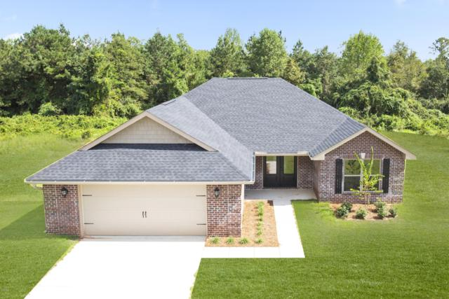 49 Summit View Dr, Mchenry, MS 39561 (MLS #339162) :: Amanda & Associates at Coastal Realty Group