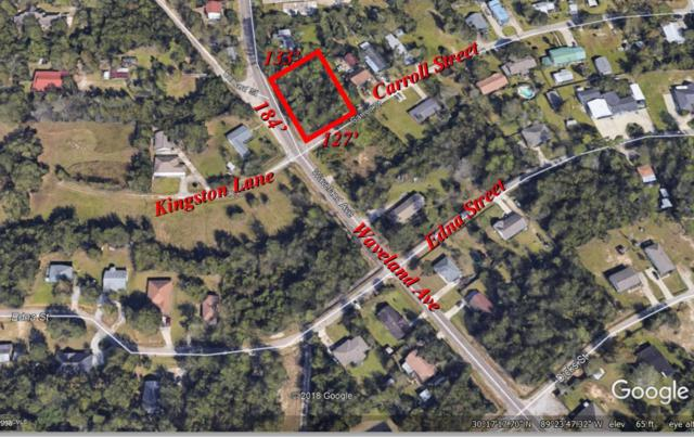 0 Waveland And Carroll Ave, Waveland, MS 39576 (MLS #339236) :: Sherman/Phillips