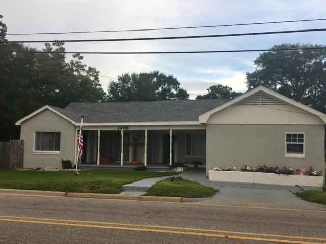 1409 Live Oak Ave, Pascagoula, MS 39567 (MLS #339367) :: Amanda & Associates at Coastal Realty Group