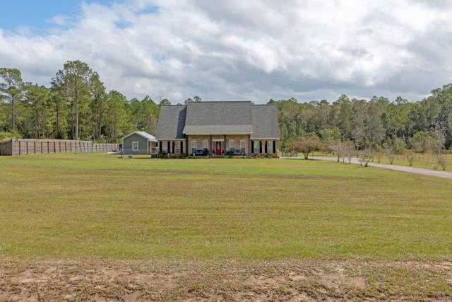 11200 Pinewood Hills Rd, Vancleave, MS 39565 (MLS #339824) :: Amanda & Associates at Coastal Realty Group