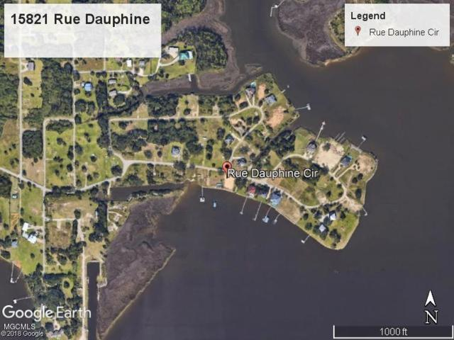 15821 Rue Dauphine Cir, Biloxi, MS 39532 (MLS #339861) :: Amanda & Associates at Coastal Realty Group
