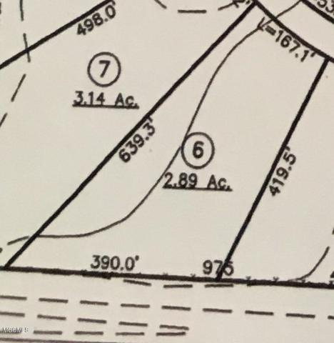 Lot 6 Menge / Interstate 10, Pass Christian, MS 39571 (MLS #339928) :: Amanda & Associates at Coastal Realty Group