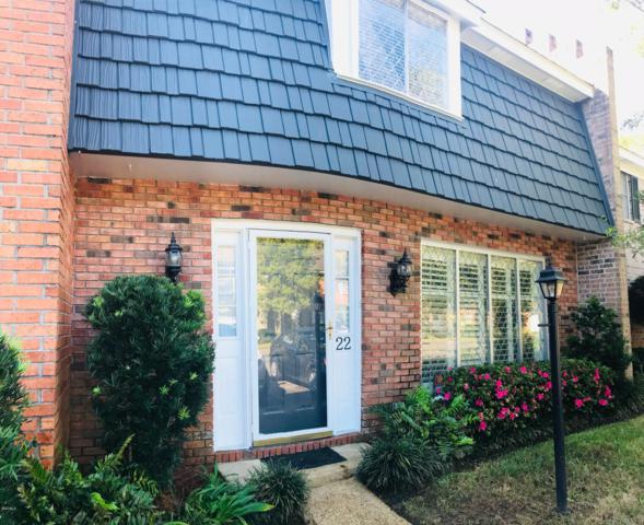 22 Independence Dr #22, Gulfport, MS 39507 (MLS #340008) :: Amanda & Associates at Coastal Realty Group