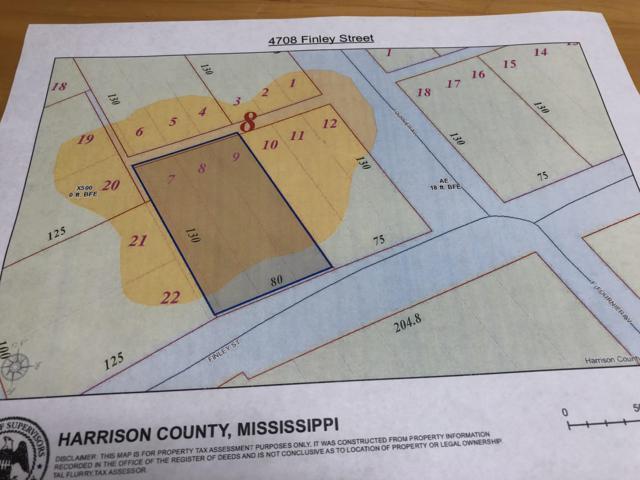 4708 Finley St, Gulfport, MS 39501 (MLS #340113) :: Amanda & Associates at Coastal Realty Group