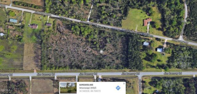 00002 Jim Ramsay Rd, Vancleave, MS 39565 (MLS #340132) :: Coastal Realty Group