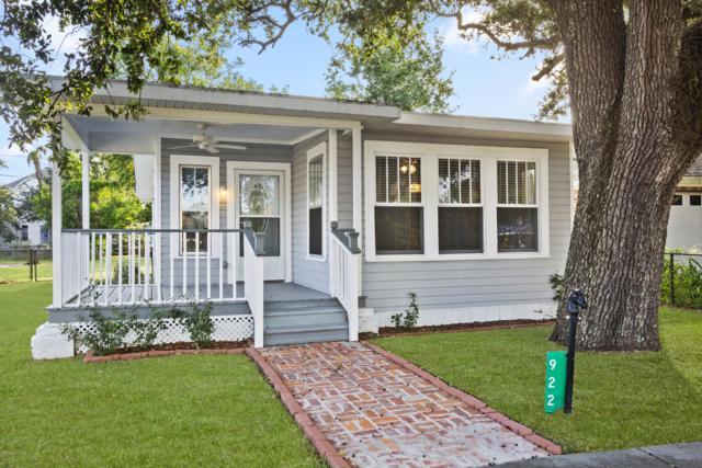 922 42nd Ave, Gulfport, MS 39501 (MLS #340215) :: Amanda & Associates at Coastal Realty Group