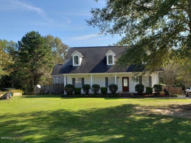 127 Hidden Oaks Dr, Carriere, MS 39426 (MLS #340251) :: Sherman/Phillips