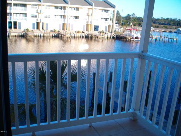 2421 Beachview Dr H-6, Slip #12, Ocean Springs, MS 39564 (MLS #340297) :: Sherman/Phillips