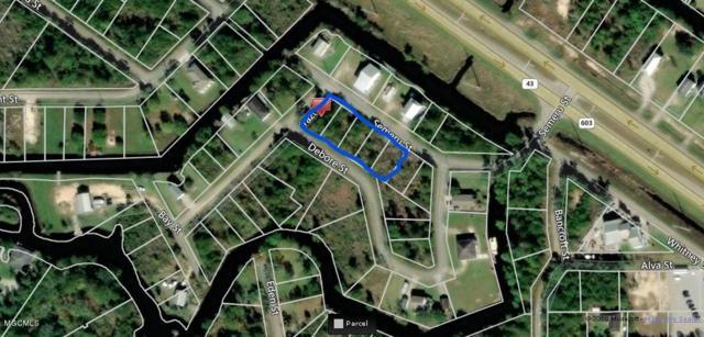 Lots 1-5 Semeru St, Bay St. Louis, MS 39520 (MLS #340375) :: Amanda & Associates at Coastal Realty Group