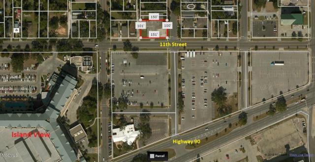 3200 11th St, Gulfport, MS 39501 (MLS #340987) :: Amanda & Associates at Coastal Realty Group