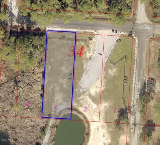 Lot 3 Allen Dr, Pass Christian, MS 39571 (MLS #341127) :: Amanda & Associates at Coastal Realty Group