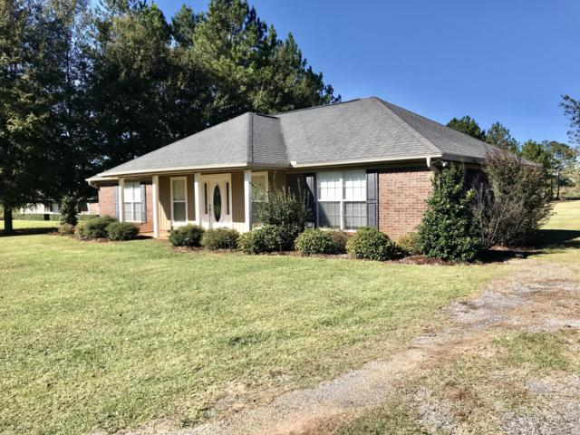 1164 Lloyd Eubanks Rd, Lucedale, MS 39452 (MLS #341164) :: Amanda & Associates at Coastal Realty Group