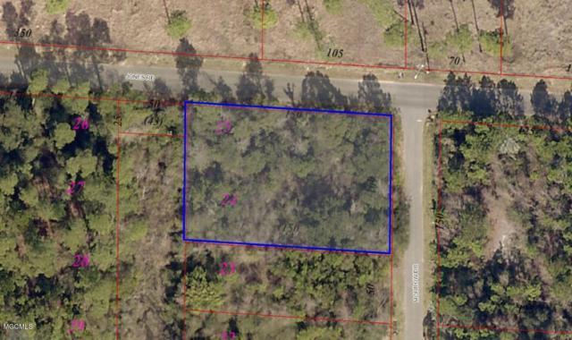 Lot 24&25 Morrow Dr, Pass Christian, MS 39571 (MLS #341208) :: Amanda & Associates at Coastal Realty Group