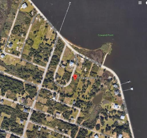 11 Paradise Point Dr, Bay St. Louis, MS 39520 (MLS #341209) :: Sherman/Phillips