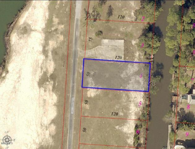 Lot 4 Gregory Ave, Pass Christian, MS 39571 (MLS #341211) :: Sherman/Phillips