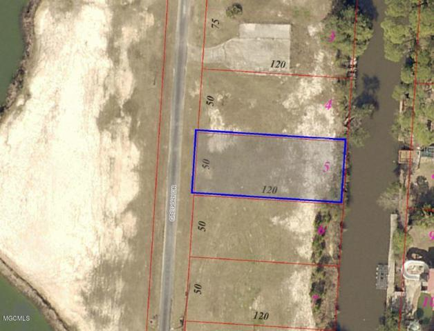 Lot 5 Gregory Ave, Pass Christian, MS 39571 (MLS #341213) :: Sherman/Phillips