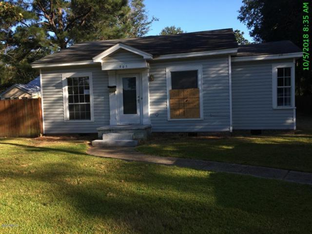 905 Sarrazin Ave, Pascagoula, MS 39567 (MLS #341241) :: Sherman/Phillips