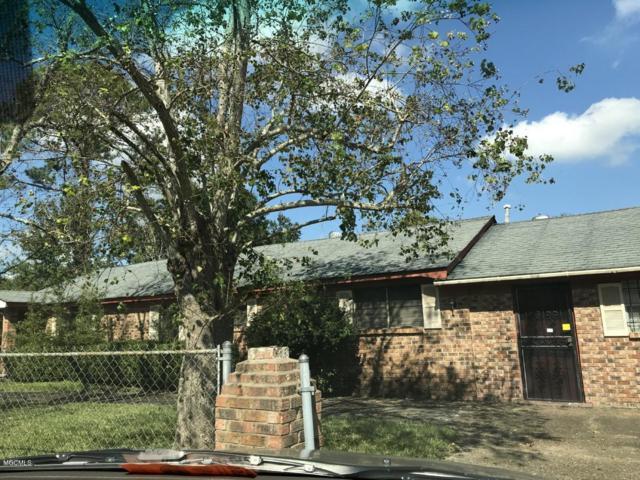3936 Magnolia St, Moss Point, MS 39563 (MLS #341245) :: Sherman/Phillips
