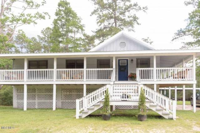 2104 Johns Bayou Marina Rd, Vancleave, MS 39565 (MLS #341736) :: Amanda & Associates at Coastal Realty Group